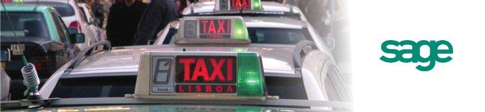 Conheça a solução Sage para o seu táxi